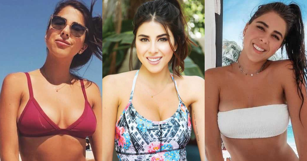 61 Sexiest Daniella Monet Boobs Pictures Are Sexually Raunchy
