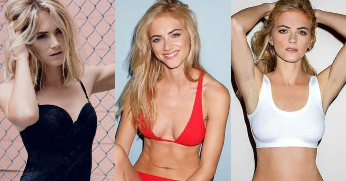 61 Sexiest Emily Wickersham Boobs Pictures Will Tempt You To Bury Your Head In-between