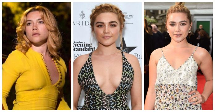 61 Sexiest Florence Pugh Pictures Are Exquisitely Enticing