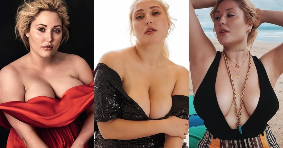 61 Sexiest Hayley Hasselhoff Boobs Pictures That Compliment Her Neck Nape