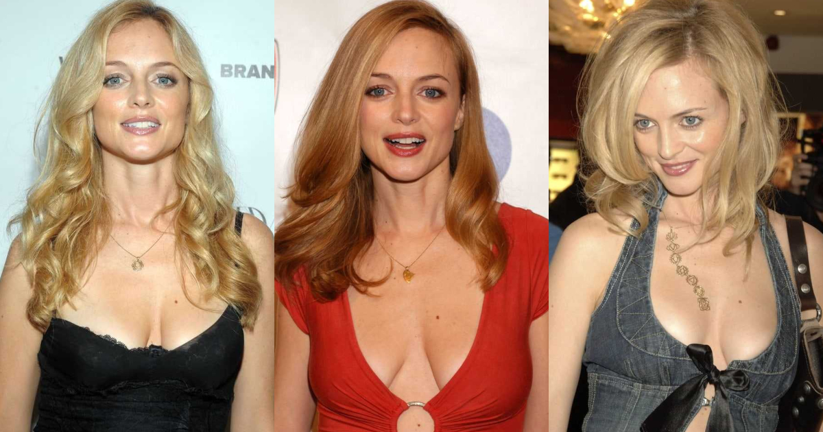 61 Sexiest Heather Graham Boobs Pictures That Compliment Her Neck Nape