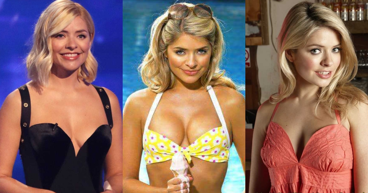 61 Sexiest Holly Willoughby Boobs Pictures Are Sexually Raunchy