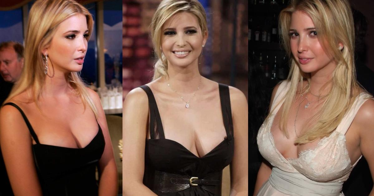Ivanka trump sexy Pictures of