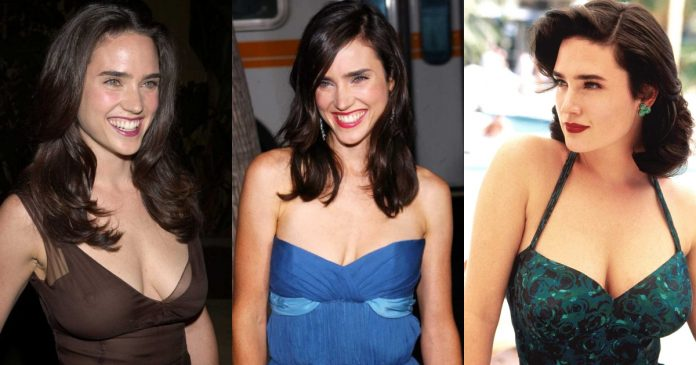61 Sexiest Jennifer Connelly Boobs Pictures Show Off A Different Appearance In Each Attire
