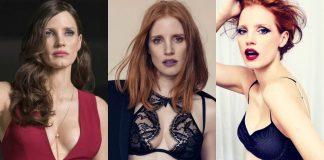Tits jessica chastain Jessica Chastain