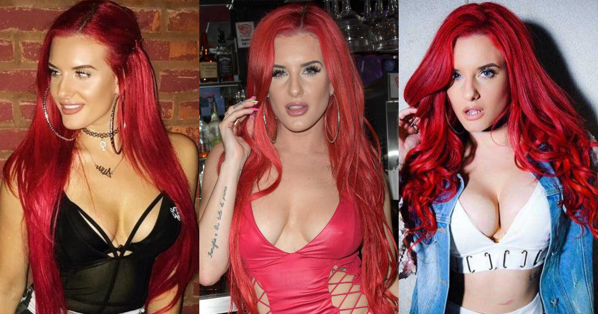 61 Sexiest Justina Valentine Boobs Pictures Show Off Her Awesome Bosoms