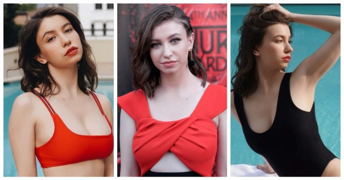 61 Sexiest Katelyn Nacon Pictures Can Make You Fall For Her Glamorous Looks