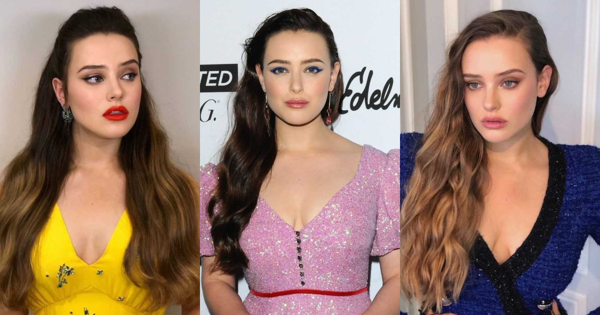 61 Sexiest Katherine Langford Boobs Pictures Show Off Her Awesome Bosoms