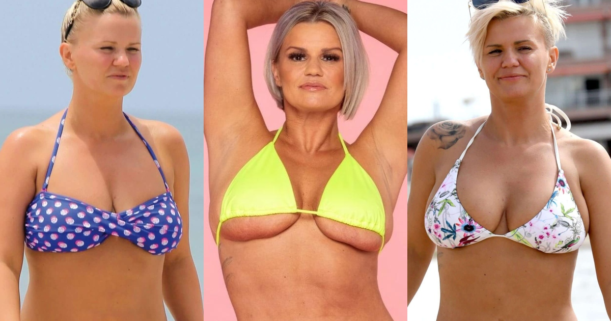 61 Sexiest Kerry Katona Boobs Pictures Are A Feast For Your Eyes