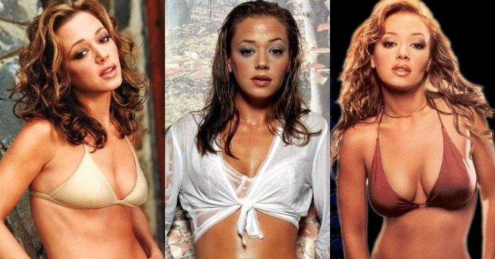 61 Sexiest Leah Remini Boobs Pictures Will Make You Feel Thirsty For Her Melons