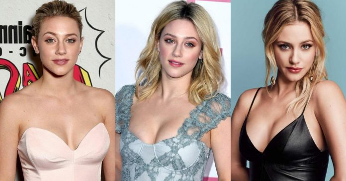 61 Sexiest Lili Reinhart Boobs Pictures Will Make You Envy The Photographer