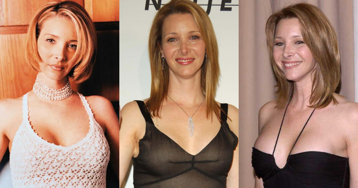 61 Sexiest Lisa Kudrow Boobs Pictures Are Just The Right Size To ...