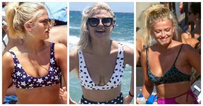 61 Sexiest Lucy Fallon Pictures Make Her A Thing Of Beauty