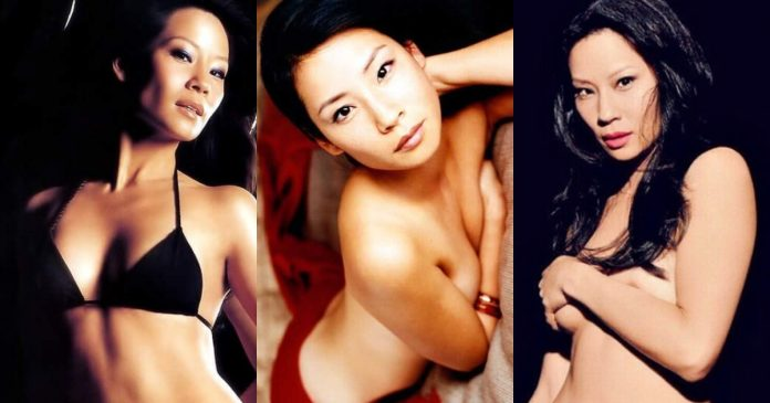 61 Sexiest Lucy Liu Boobs Pictures Show Off A Different Appearance In Each Attire