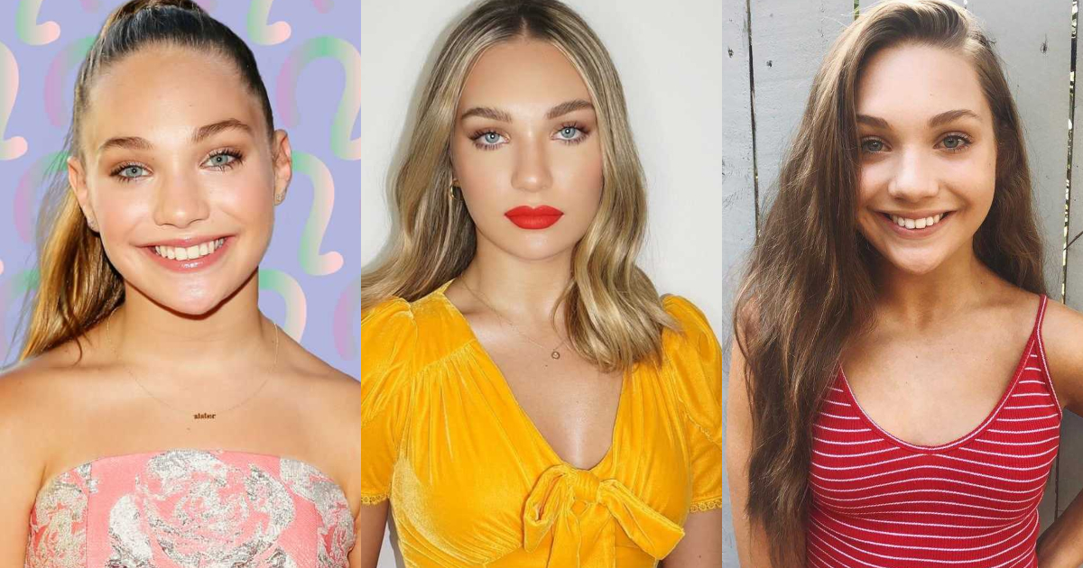 61 Sexiest Maddie Ziegler Boobs Pictures That Compliment Her Neck Nape
