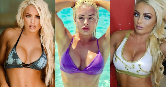 61 Sexiest Mandy Rose Boobs Pictures Will Tempt You To Bury Your Head In-between