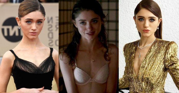 61 Sexiest Natalia Dyer Boobs Pictures Can Have You Hypnotized