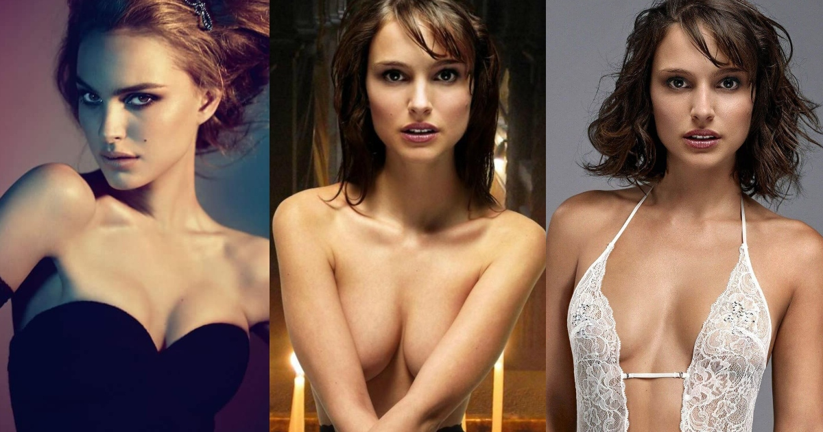 61 Sexiest Natalie Portman Boobs Pictures That Compliment Her Neck Nape
