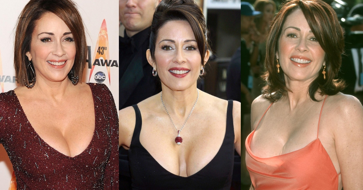 61 Sexiest Patricia Heaton Boobs Pictures Will Make You Feel Thirsty For Her Melons
