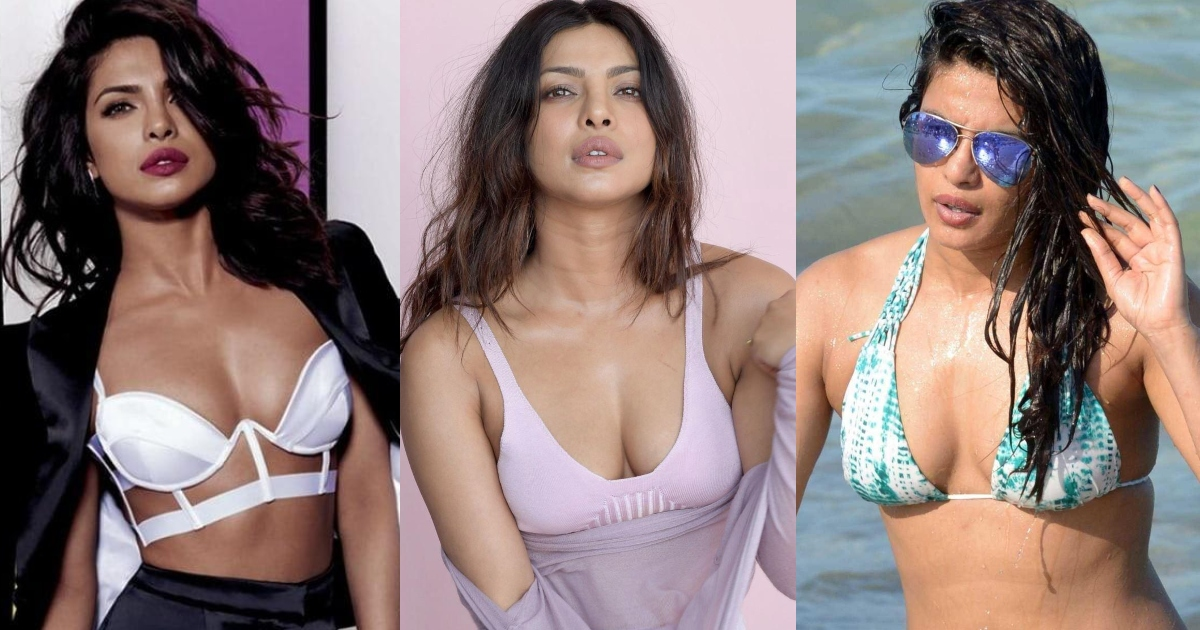 61 Sexiest Priyanka Chopra Boobs Pictures Are Just The Right Size To Look And Enjoy