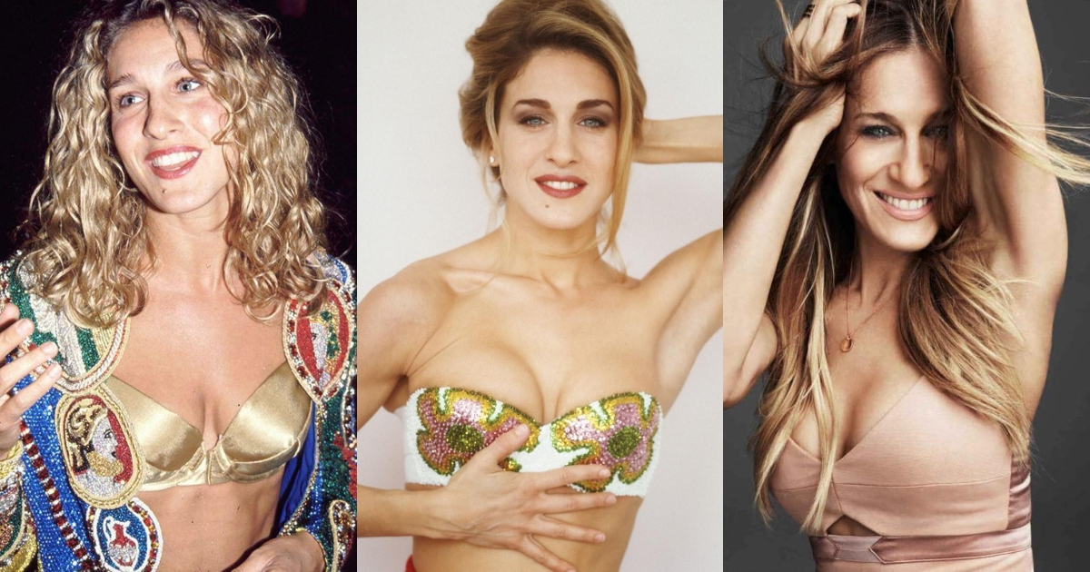 61 Sexiest Sarah Jessica Parker Boobs Pictures Are A Feast For Your Eyes
