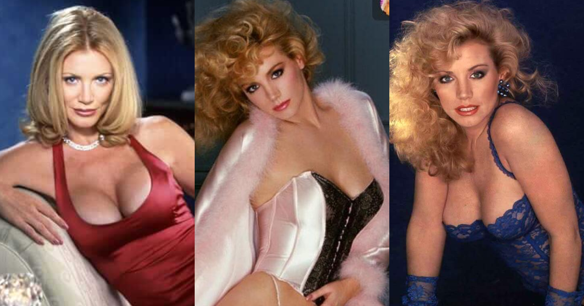 61 Sexiest Shannon Tweed Boobs Pictures Will Tempt You To Bury Your Head In-between