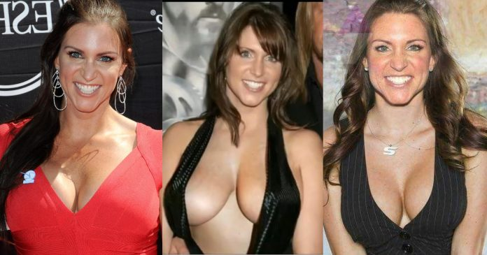 61 Sexiest Stephanie McMahon Boobs Pictures Are Sexually Raunchy