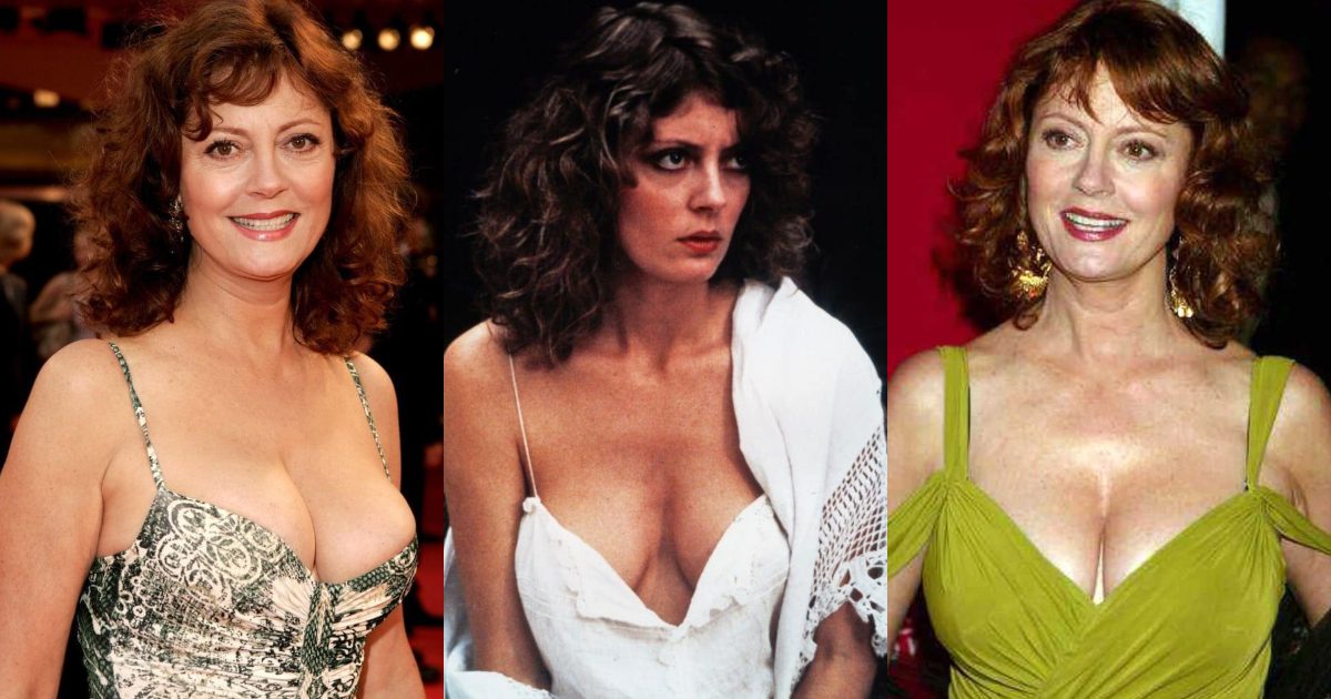 61 Sexiest Susan Sarandon Boobs Pictures Will Have You Staring At Them All Day Long