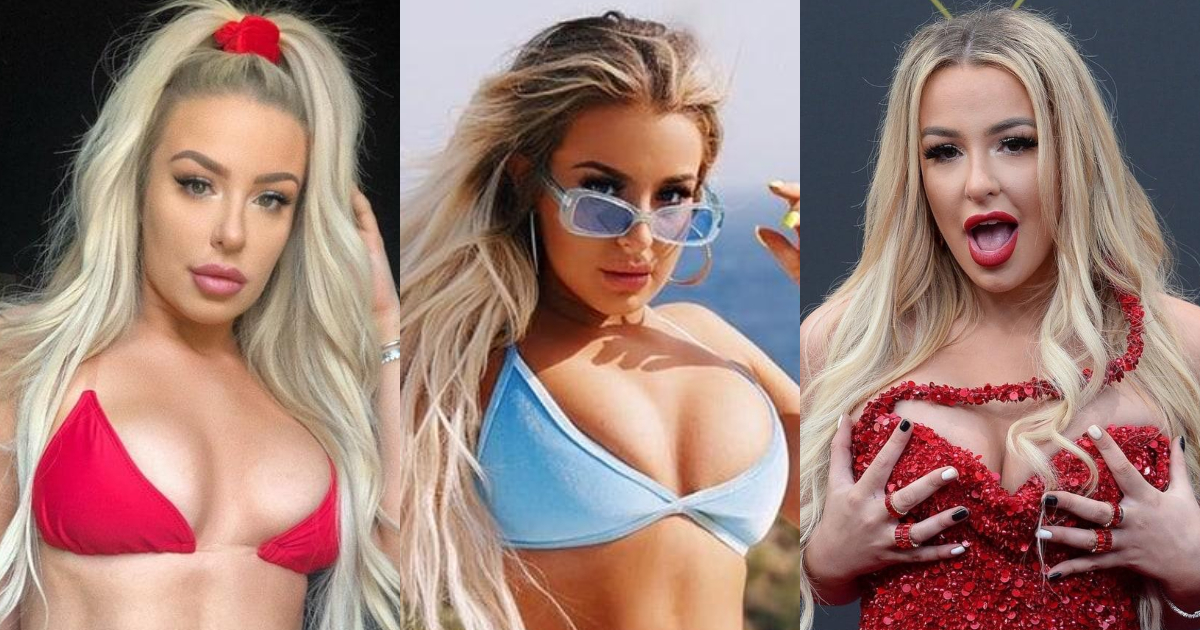 61 Sexiest Tana Mongeau Boobs Pictures Are Just The Right Size To Look And Enjoy