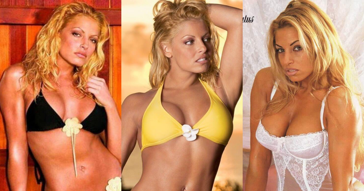 61 Sexiest Trish Stratus Boobs Pictures Will Make You Feel Thirsty For Her Melons