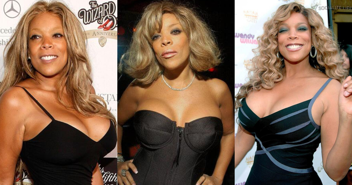 61 Sexiest Wendy Williams Boobs Pictures That Compliment Her Neck Nape