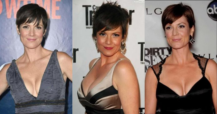 61 Sexiest Zoe McLellan Boobs Pictures That Compliment Her Neck Nape