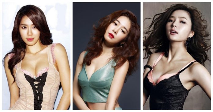 61 Yoo In-na Sexy Pictures Will Keep You Staring At Her All Day Long