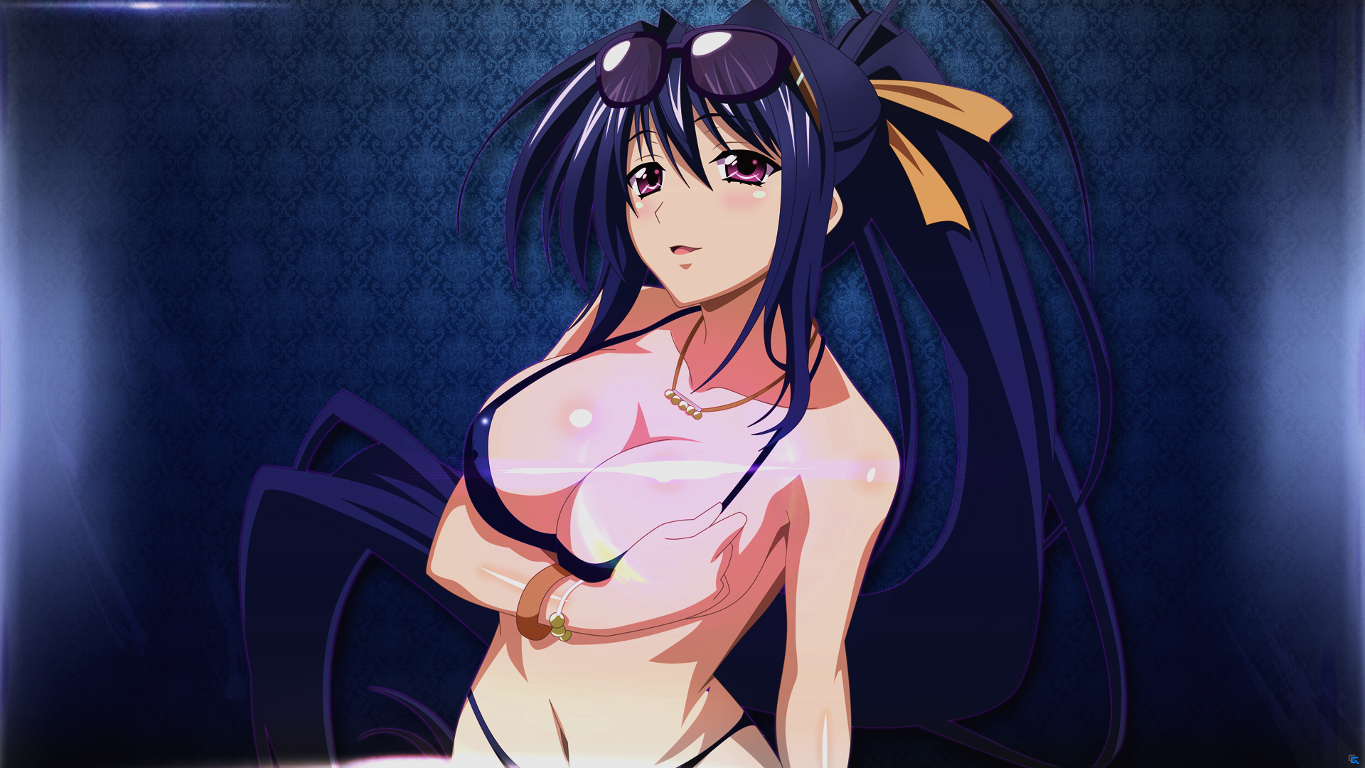 Akeno Himejima sexy