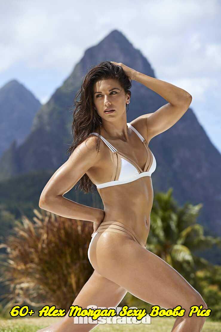 Alex Morgan sexy boobs pics
