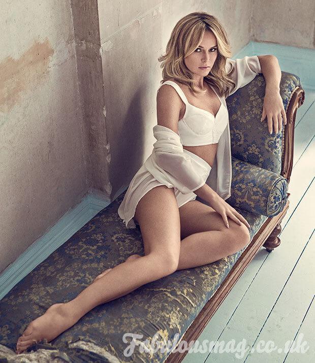 Amanda Holden sexy look pic