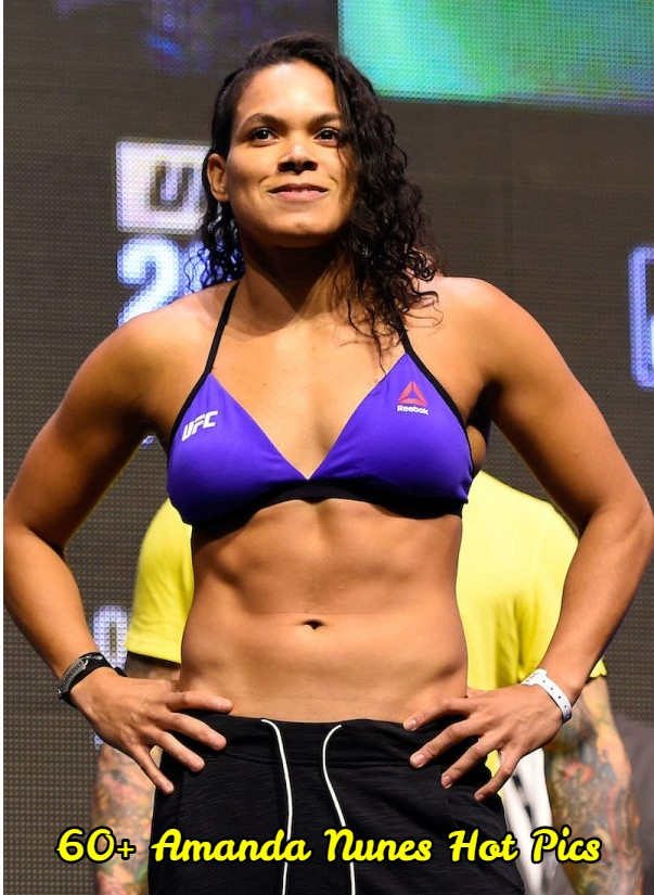 50 Sexiest Amanda Nunes Pictures That Will Hypnotize You | GEEKS ...
