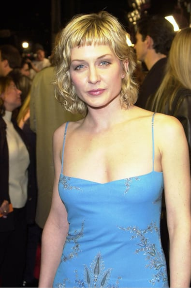 Amy Carlson sexy