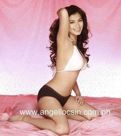 Angel Locsin near nude pics