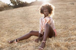 57 Sexiest Anna Diop Pictures Are Exquisitely Enticing - OKDIO