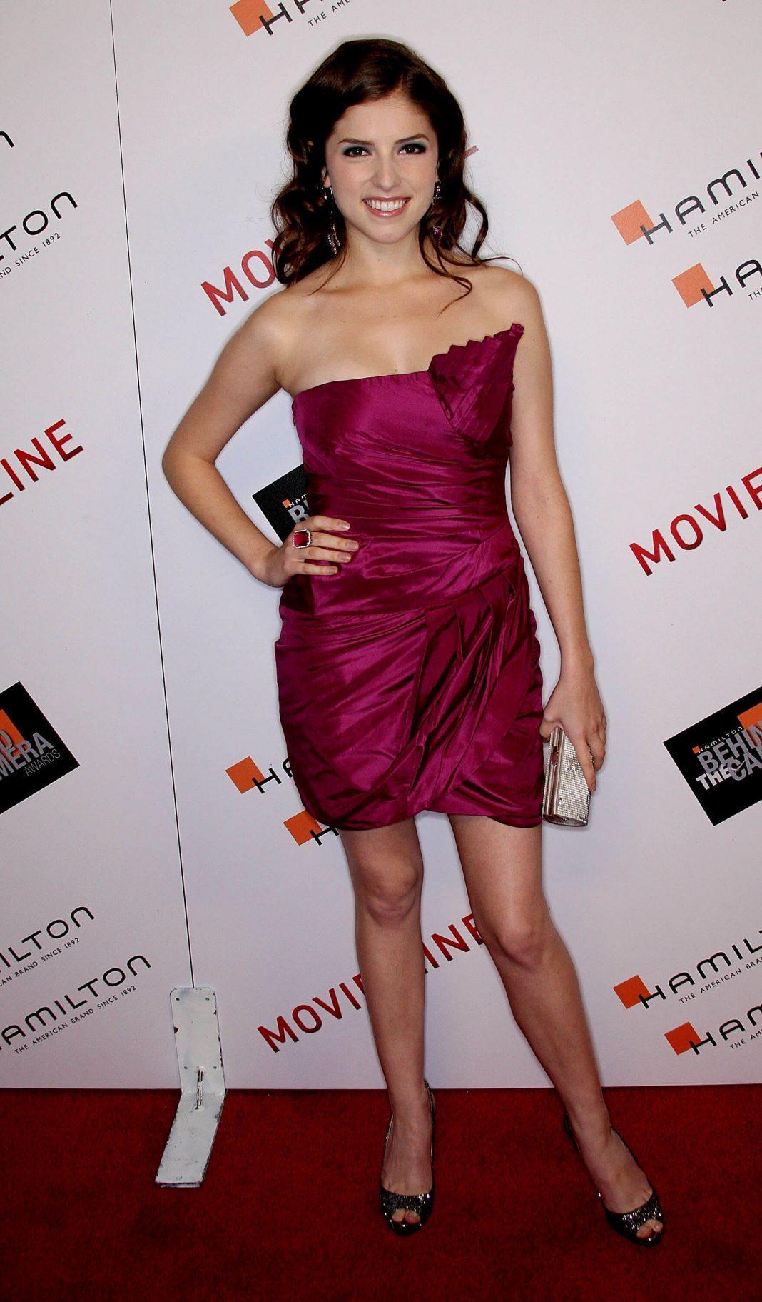Anna Kendrick hot look pics