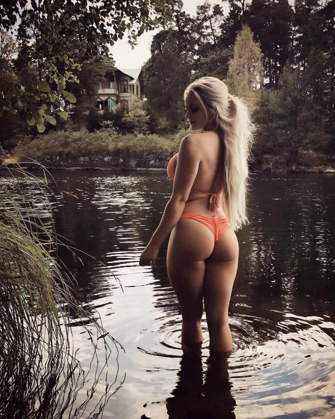Ass anna nyström Swedish Model
