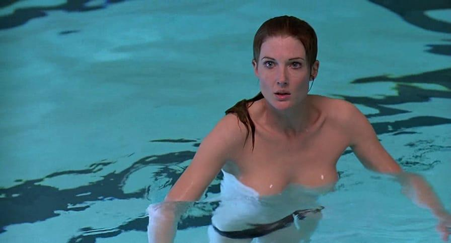 Annette O'Toole sexy wet look