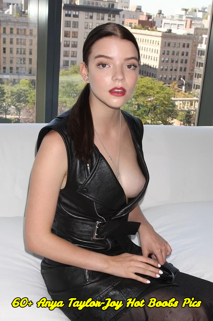 Anya Taylor-Joy hot boobs pics