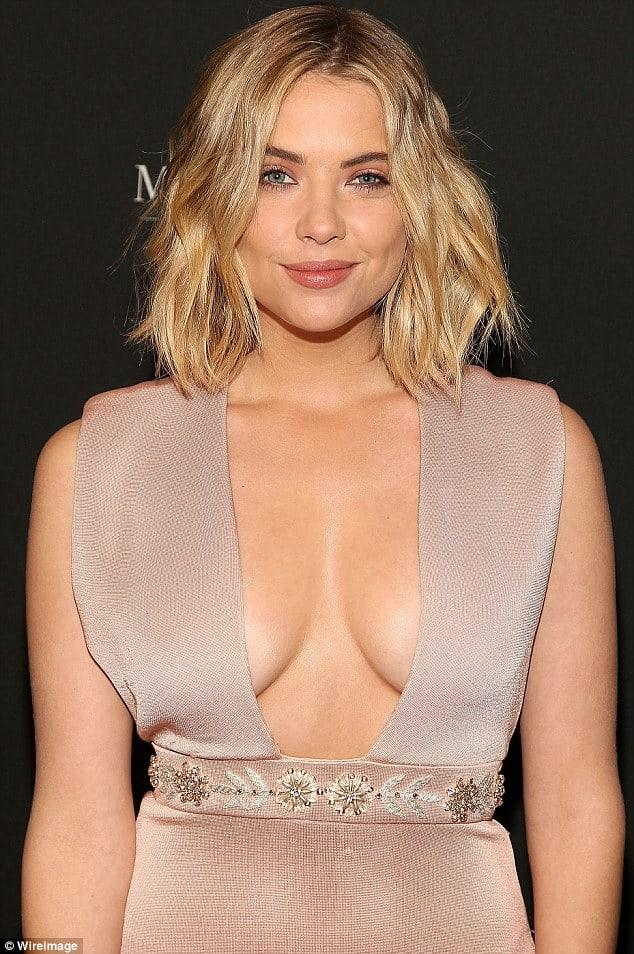 Ashley Benson hot look pics