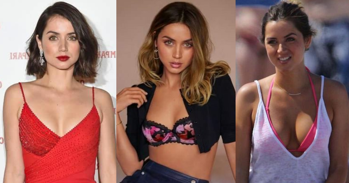 61 Hottest Ana de Armas Boobs Pictures A Visual Treat To Make Your Day