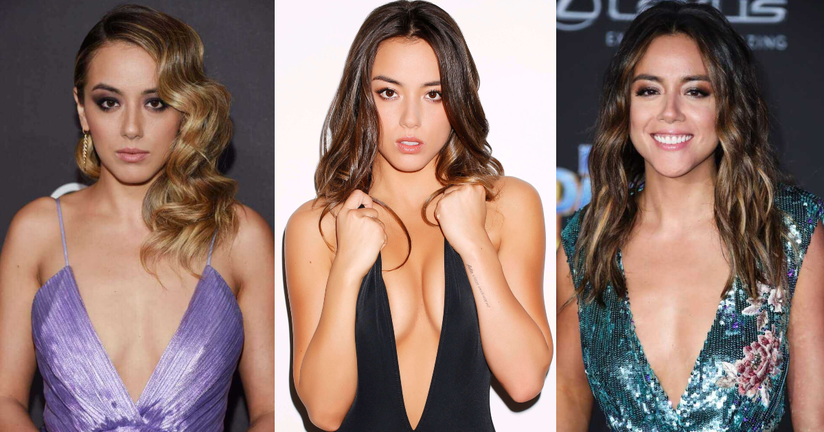 61 Sexiest Chloe Bennet Boobs Pictures Show Off A Different Appearance In Each Attire