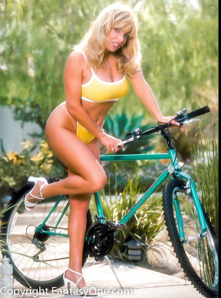 Becky LeBeau hot legs