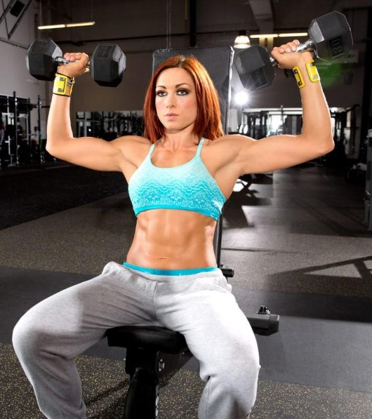 Becky Lynch sexy look pic