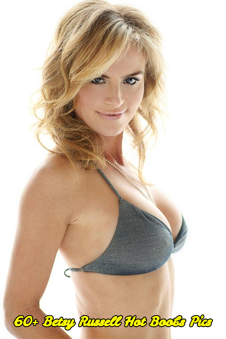 Betsy Russell hot boobs pics
